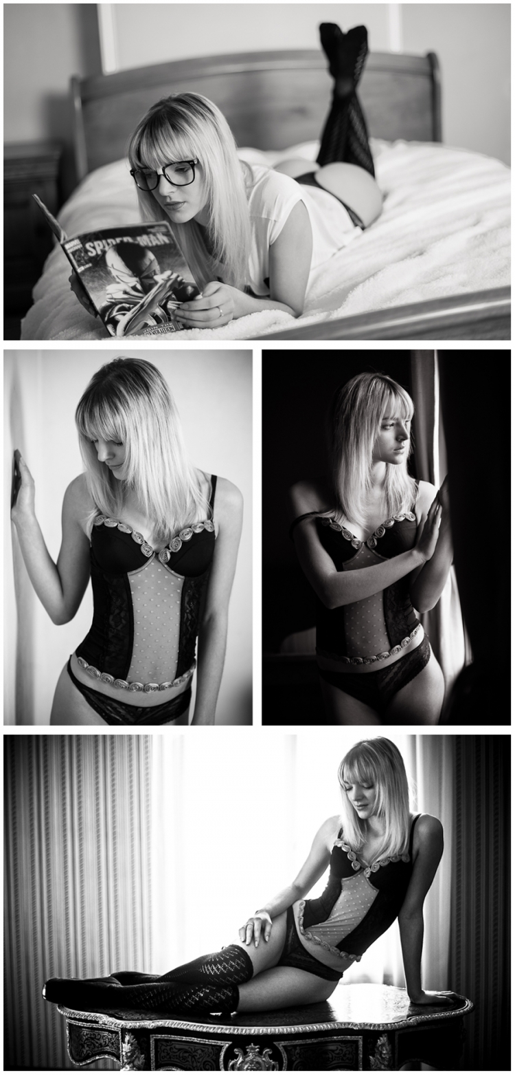 boudoir lingerie sexy photo paris