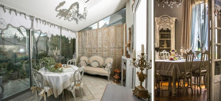 Maison pour shooting boudoir