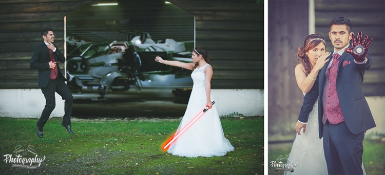 Mariage Geek Photographe Paris & lifestyle